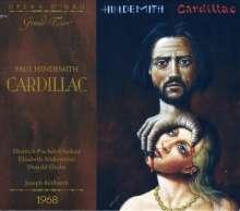 Paul Hindemith (1895-1963): Cardillac, 2 CDs