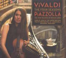 Lara St.John spielt Violinkonzerte, Super Audio CD
