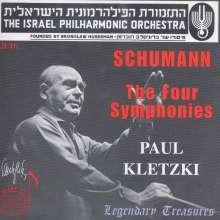 Robert Schumann (1810-1856): Symphonien Nr.1-4, 2 CDs