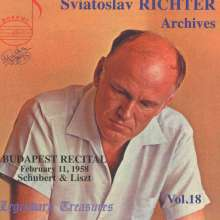 Svjatoslav Richter - Legendary Treasures Vol.18, CD