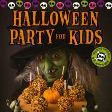 Halloween Party For Kids, CD