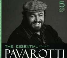 The Essential Pavarotti, 5 CDs