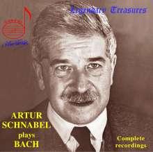 Artur Schnabel spielt Bach, CD