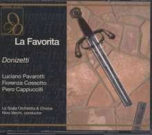 Gaetano Donizetti (1797-1848): La Favorita, 2 CDs