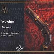 Jules Massenet (1842-1912): Werther, 2 CDs