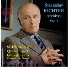 Svjatoslav Richter - Legendary Treasures Vol.7, CD