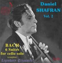 Daniel Shafran - Legendary Treasures Vol.2, 2 CDs