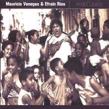Venegas, Muricio / Rios, Efra: Andocubano, CD