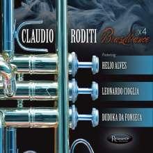 Claudio Roditi (1946-2020): Brazilliance X4 (Dig), CD