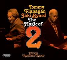 Tommy Flanagan & Jaki Byard: The Magic of 2, CD