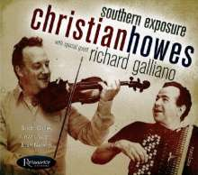 Christian Howes & Richard Galliano: Southern Exposure, CD