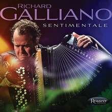 Richard Galliano (geb. 1950): Sentimentale, CD