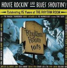 House Rocki' & Blues Shou, CD