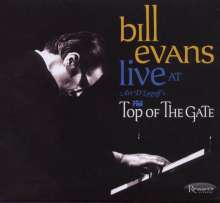 Bill Evans (Piano) (1929-1980): Live At Art D'Lugoff's Top Of The Gate 1968, 2 CDs