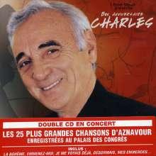 Charles Aznavour: Live Palais Des Congres 2004, 2 CDs