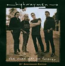 The Highwaymen: The Road Goes On Forever - 10th Anniversary Edition, CD