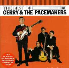 Gerry & The Pacemakers: The Best Of Gerry & The Pacemakers, 2 CDs