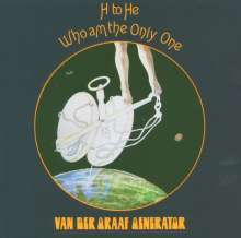 Van Der Graaf Generator: H To He Who Am The Only One, CD