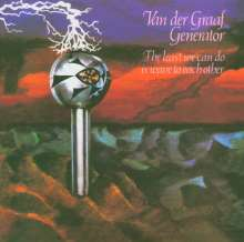 Van Der Graaf Generator: The Least We Can Do Is Wave To Each Other, CD