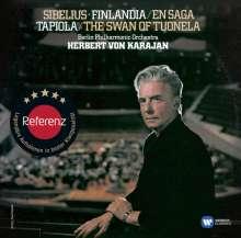 Jean Sibelius (1865-1957): Orchesterwerke, CD