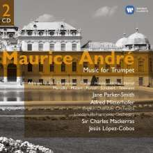 Maurice Andre - Music for Trumpet, 2 CDs