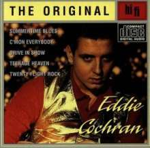 Eddie Cochran: The Original, CD