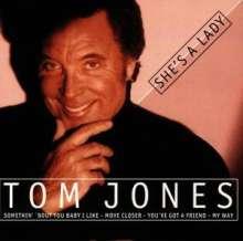 Tom Jones: She's A Lady, CD
