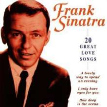 Frank Sinatra (1915-1998): 20 Great Love Songs, CD