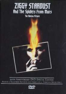 Filmmusik: Ziggy Stardust And The Spiders From Mars (30th Anniversary), DVD