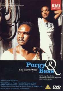 George Gershwin (1898-1937): Porgy and Bess, DVD