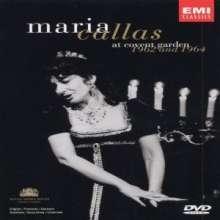 Maria Callas at Covent Garden 1962 & 1964, DVD