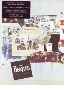 The Beatles: Anthology - The DVD Box Set, 5 DVDs