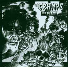 The Cramps: Off The Bone, CD