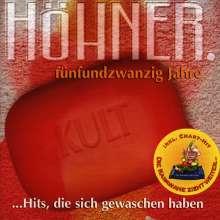 Höhner: 25 Jahre - Hits, die sich gewaschen haben, CD