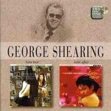 George Shearing (1919-2011): Latin Lace / Latin Affair, CD