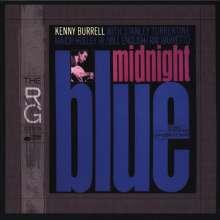 Kenny Burrell (geb. 1931): Midnight Blue (Rudy Van Gelder Remasters), CD