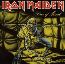 Iron Maiden: Piece Of Mind, CD
