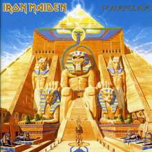 Iron Maiden: Powerslave, CD