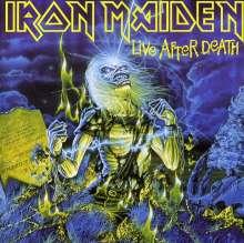 Iron Maiden: Live After Death, 2 CDs