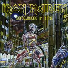 Iron Maiden: Somewhere In Time (Enhanced), CD