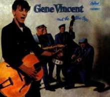Gene Vincent: And The Blue Caps, CD