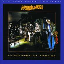 Marillion: Clutching At Straws, 2 CDs