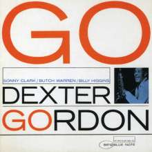 Dexter Gordon (1923-1990): Go, CD