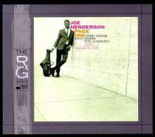 Joe Henderson (1937-2001): Page One (Rudy Van Gelder Remasters), CD