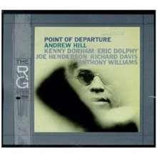 Andrew Hill (1931-2007): Point Of Departure (Rudy Van Gelder Remasters), CD