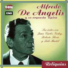Alfredo De Angelis: Sus Exitos Con Godoy, F, CD
