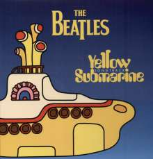 The Beatles: Yellow Submarine - Songtrack, LP