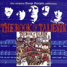 Deep Purple: The Book Of Taliesyn, CD