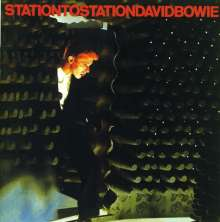 David Bowie (1947-2016): Station To Station, CD