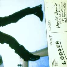 David Bowie: Lodger, CD